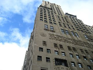 InterContinental Chicago Magnificent Mile hotel in Chicago, Illinois, United States