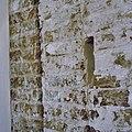 Interieur, gang op de verdieping- bouwspoor van dichtgezette opening (gepleisterde dagkant) - Middelburg - 20378148 - RCE.jpg