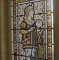 Interieur, ingangspartij, detail glas in loodraam - Lunteren - 20337709 - RCE.jpg
