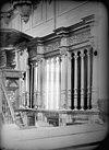 interieur, koorhek achter de preekstoel - abcoude - 20004172 - rce