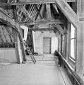 Interieur- voorste deel van de zolder, direct achter de voorgevel, na de restauratie - Brielle - 20042548 - RCE.jpg