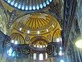 Interior of Hagia Sophia 1.jpg