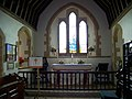 Interior of St Mary's Church, Tyneham - geograph.org.uk - 561039.jpg