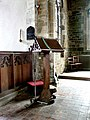 Interior of the Church of St Nicholas, Partney - geograph.org.uk - 717276.jpg