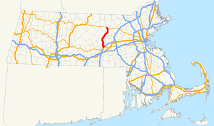 Interstate 190 (Massachusetts)
