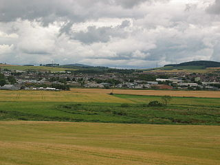 Battle of Inverurie (1745) battle during the Jacobite rising of 1745