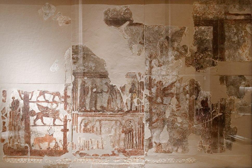 Investiture of Zimri-Lim Louvre AO19826 n01