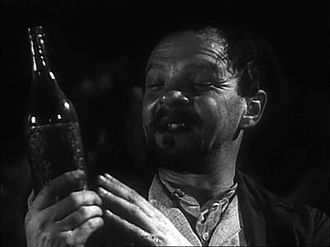 Seekers of Happiness - Pinya with his bottle of gold dust