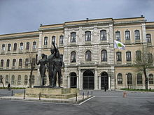 Istanbul University campus March 2008c.JPG