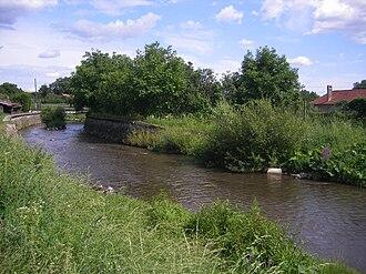 Bodva - Bodva in Jasov (Jászó)