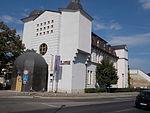 Jászberény City Library.JPG