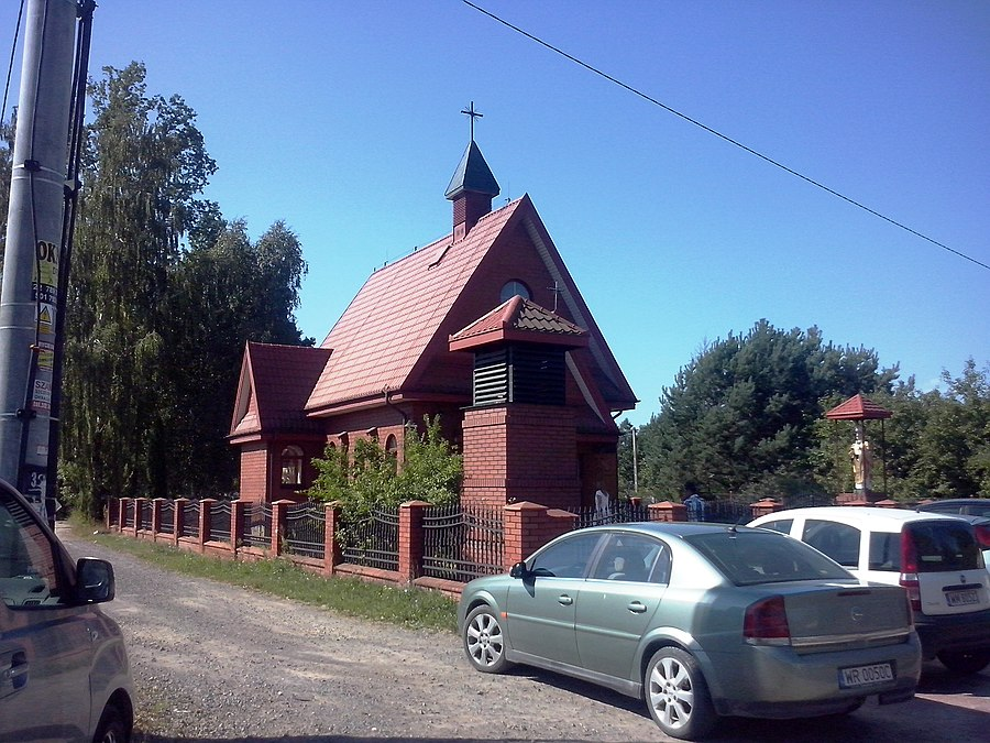 Józefów, Mińsk County