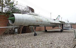 Shenyang J-8 - Shenyang J-8I
