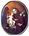 J. V. Spitzer - Sv. Antonín Paduánský (1766).jpg