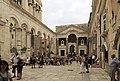 J32 814 Diokletianspalast, Peristyl.jpg