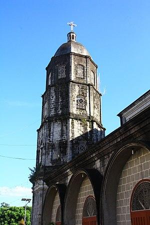 Santa Catalina de Alejandria Church (Porac) - Image: JC Porac 6