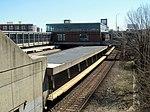 JFK UMass station viewed from Columbia Road, April 2016.JPG