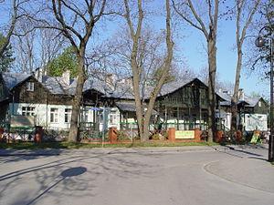 Busko-Zdrój - Spa buildings