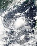 JMA TD 22 September 2009.jpg