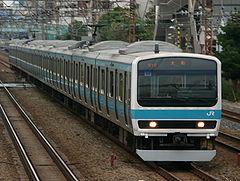 京浜東北線 209系500番台