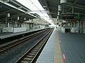 JREast-Musashino-line-Koshigaya-Laketown-station-platform.jpg