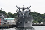 JS Tokiwa(AOE-423) front view at JMSDF Yokosuka Naval Base April 30, 2018.jpg