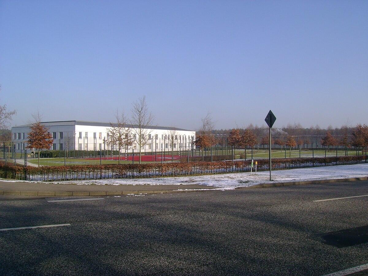 Justizvollzugsanstalt Neuruppin-Wulkow – Wikipedia