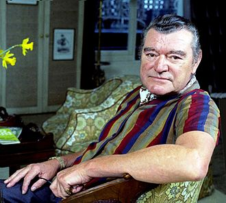 Jack Hawkins - Hawkins in 1973, by Allan Warren