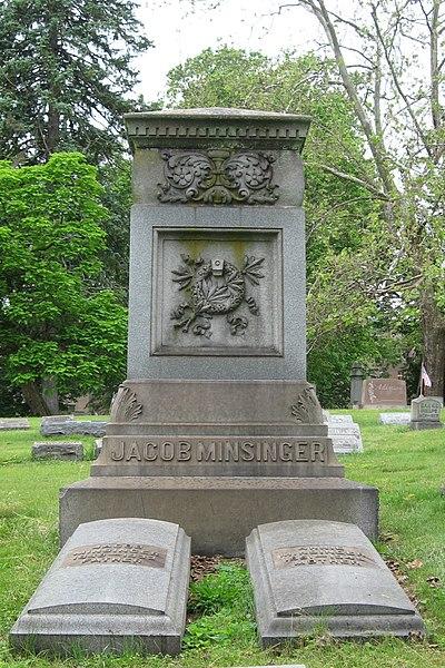 Jacob Minsinger Monument