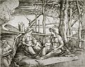Jacopo de' Barbari - La Sacra Famiglia con Santa Elisabetta e l'Infante San Giovanni.jpg