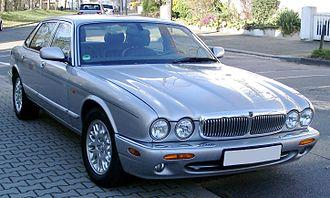 Jaguar XJ (X308) - Jaguar XJ Sport