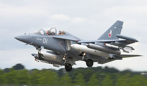 Jak-130 0649
