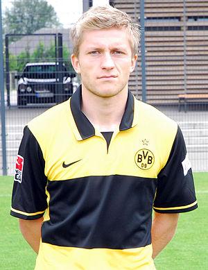 Jakub Błaszczykowski - Błaszczykowski with Borussia Dortmund in 2007