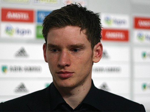 Jan Vertonghen in 2008