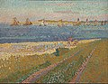 Jan Toorop - The Schelde near Veere - Google Art Project.jpg