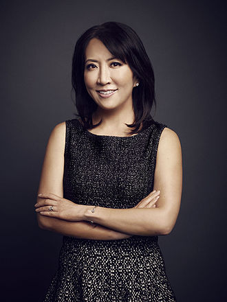 The Hollywood Reporter - Janice Min, THR editor since 2010
