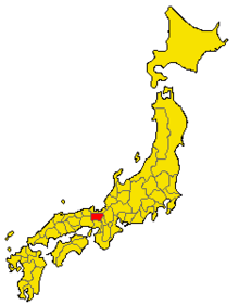 Japan prov map tamba.png