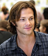 Jared Padalecki Comic-Con, 2011.jpg