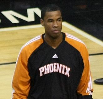 Jarron Collins - Collins with the Suns