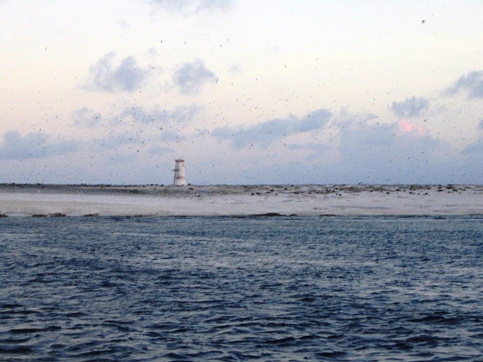 Jarvis Island October 2003