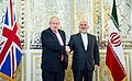 Javad Zarif meeting with UK foreign minister Boris Johnson in Tehran 2017-12-09 02.jpg