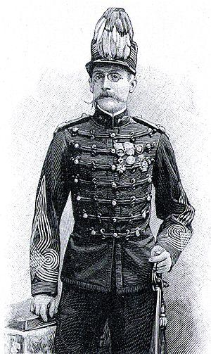 Voulet–Chanoine Mission - Lieutenant-colonel Jean-François Klobb