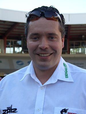 Jens Fiedler (cyclist) - Image: Jens Fiedler 2