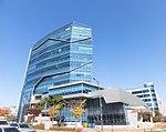 Jeonbuk regional communications office and Jeonju Post office.JPG