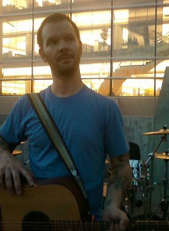 Jeremy Chatelain (bassist) - Chatelain in 2010