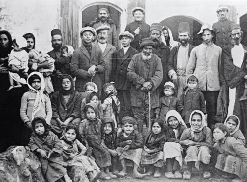 Jews of Peki'in, c. 1930