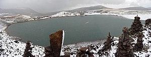 Lake Kari - Image: Jezero Kari
