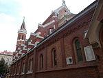 Jezsuita épületegyüttes. Jézus Szíve templom és rendház. - Budapest VIII., Mária utca.JPG