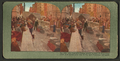 Jim Forrest's camp, where 20 tons of provisions were distributed each day to the San Francisco refugees, from Robert N. Dennis collection of stereoscopic views.png