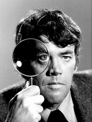 Ellery Queen (TV series) - Jim Hutton as Ellery Queen